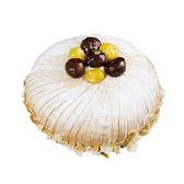 【上城蛋糕】熱賣中!栗香蒙布朗8吋,100%法國栗子果泥,栗子蛋糕,法式布蕾