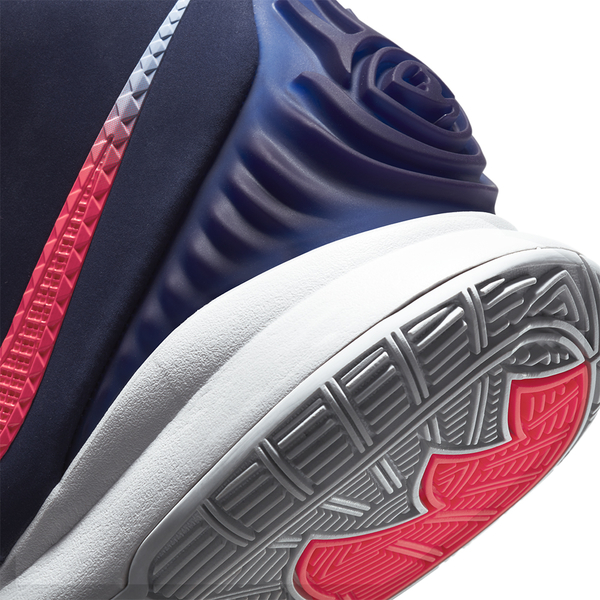 NIKE Kyrie 6 EP 男鞋 籃球 Irving 撲克牌 避震 深藍【運動世界】BQ4631-402