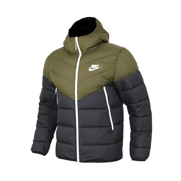 Nike 服飾系列 NSW Jacket -男款連帽羽絨外套- NO.928834395