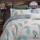 pippi poppo 頂級軟黃金匹馬棉-花晨月夕 七件式鋪棉床罩組 (標準5X6.2尺)