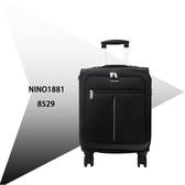 行李箱 NINO1881 台灣製 多色 布箱 商務箱 旅行箱 26吋 行李箱 8529