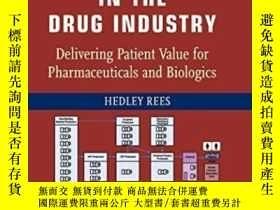 二手書博民逛書店Supply罕見Chain Management In The Drug IndustryY255562 Re