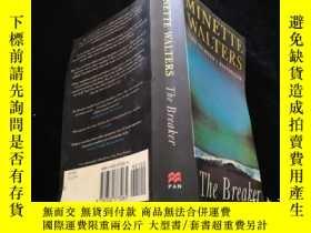 二手書博民逛書店Minette罕見Walters - the BreakerY9