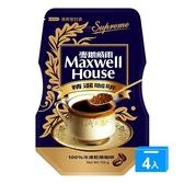 麥斯威爾精選咖啡環保包150G*4【愛買】