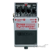 BOSS SYB-5 貝斯合成器 【經典特殊音效/合成音色效果器/Bass Synthesizer/SYB5】