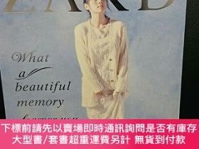 二手書博民逛書店阪井泉水罕見ZARD What a beautiful memory forever you 書籍Y30588