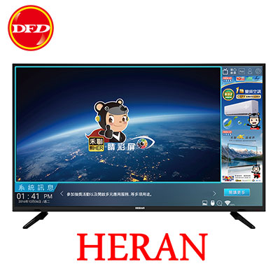HERAN 禾聯 HF-39EA1 39吋 液晶顯示器 HiHD 1366X768 含類比/HD/HiHD視訊盒 公司貨
