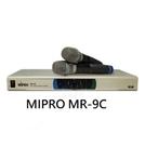 新竹家庭劇院專賣店《名展音響》嘉強 MIPRO MR-9C 雙頻道無線麥克風