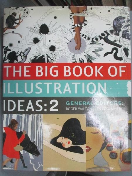 【書寶二手書T2/設計_E5G】The Big Book of Illustration Ideas. 2_Walton, Roger (EDT)/ Cogliantry, Jen (EDT)