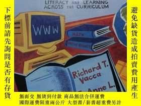 二手書博民逛書店Sixth罕見Edition CONTENT AREA READING LITERACY AND LEARNING