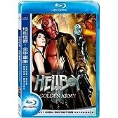 Blu-ray 地獄怪客 金甲軍團 BD