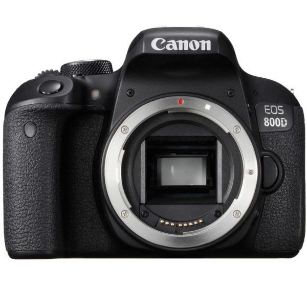 *兆華國際* Canon EOS 800D 單機身 彩虹公司貨 可分期含稅免運