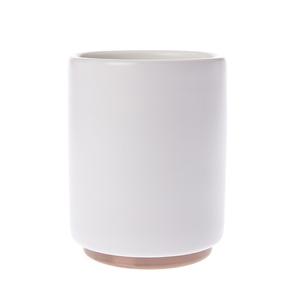 FELLOW-Monty雙層陶瓷拿鐵杯/11oz/白色