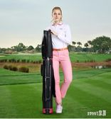 高爾夫球包 帶支架 男女款槍包 下場打球推薦 輕便版 JY1988【Sweet家居】