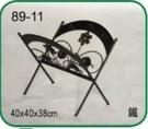【南洋風休閒傢俱】緞鐵飾品系列-報紙夾C(L89-11 #1205)
