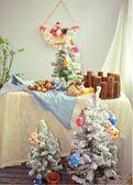 年終慶85折 2018新款PE植絨圣誕樹大型人造雪花景裝飾 百搭潮品