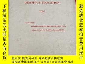 二手書博民逛書店PROCEEDINGS罕見6TH CHINA-JAPAN JOINT CONFERENCE ON GRAPHICS