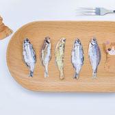 【BlueCat】陌墨鹹魚愛翻身產地直送盒裝便條紙 N次貼 便利貼