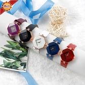 手錶 韓版女士手錶高氣質時裝錶菱形女士手錶 開春特惠