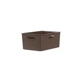 KEYWAY 博多系列 收納盒 5L 咖啡色 型號TBD10-2