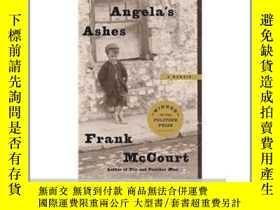 二手書博民逛書店Angela s罕見Ashes: A MemoirY21714