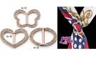 依芝鎂-k1259絲巾扣多款絲巾環領巾環...