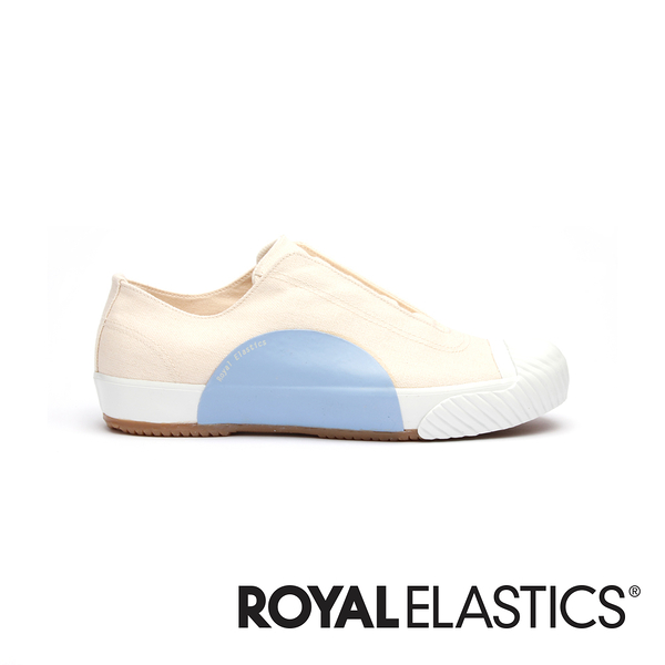 ROYAL ELASTICS New York天空藍紐約風帆布休閒鞋 (女) 93982-550