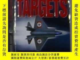 二手書博民逛書店英文原版罕見Designated Targets by John