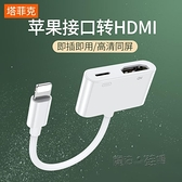 適用蘋果轉HDMI轉換器手機高清轉接線iPad平板轉接頭 夏季狂歡
