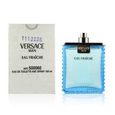 ・:* TESTER版香水*:・Versace Eau Fraiche 凡賽斯雲淡風輕 男性淡香水100ml【七三七香水精品坊】