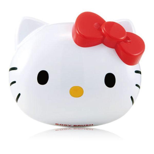 韓國 Hello Kitty 身體潔淨刷 限量款【櫻桃飾品】【23575】