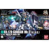 鋼彈Z BANDAI 組裝模型 HGUC 1/144 新生Revive RX-178 鋼彈MK-II(幽谷) 193