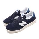【六折特賣】New Balance 休閒鞋 300 NB 藍 白 麂皮鞋面 男鞋 女鞋 運動鞋 【ACS】 CRT300K2D