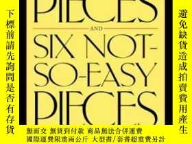 二手書博民逛書店Six罕見Easy Pieces, Six Not-so-easy PiecesY364682 Richard
