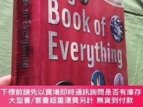 二手書博民逛書店Big罕見book of Everything: A guide to everything you have e