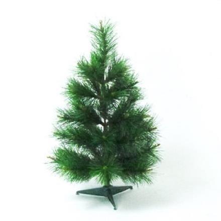 【南紡購物中心】【摩達客】台灣製2尺60cm綠松針聖誕樹裸樹(不含飾品不含燈)