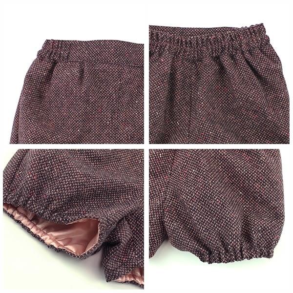 【愛的世界】混羊毛燈籠褲/6~10歲-中國製- ★秋冬下著