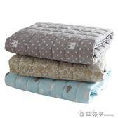 床墊1.8m床褥子墊被1.5米單人保護墊子雙人摺疊防滑學生1.2igo    西城故事