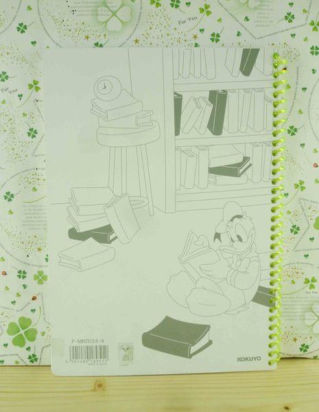 【震撼精品百貨】Micky Mouse_米奇/米妮 ~線圈筆記本-看書