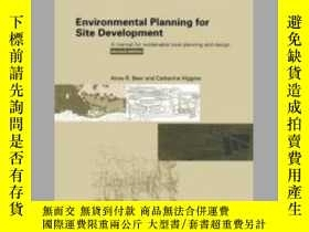 二手書博民逛書店Environmental罕見Planning for Site DevelopmentY410016 Ann