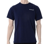 CONVERSE系列 男款深藍 運動短袖 -NO.10017819-A02