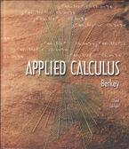 書Applied calculus