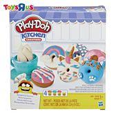 玩具反斗城 培樂多廚房系列 美味甜甜圈