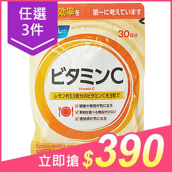 【任選3件$390】FANCL芳珂 維他命C膠囊狀食品(30天份)【小三美日】