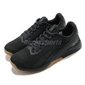 Reebok 訓練鞋 Nano X1 黑 膠底 男鞋 運動鞋 跳耀 跑步 健身 專業款 【ACS】 FZ0633