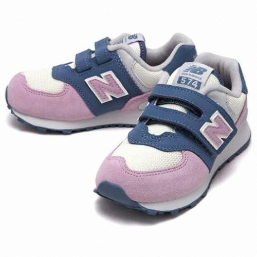 New Balance 574系列 男女中童復古慢跑鞋 寬楦 -NO.YV574JHG