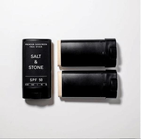 SALT & STONE S&S SPF 30 Face Stick 臉部防曬棒