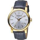 瑞士WENGER Urban 都會系列 現代經典紳士腕錶 01.1041.119