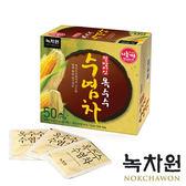 韓國原裝 NOKCHAWON 綠茶園 韓式玉米鬚茶 (1.5g*50包/盒) 沖泡飲品推薦 (OS shop)