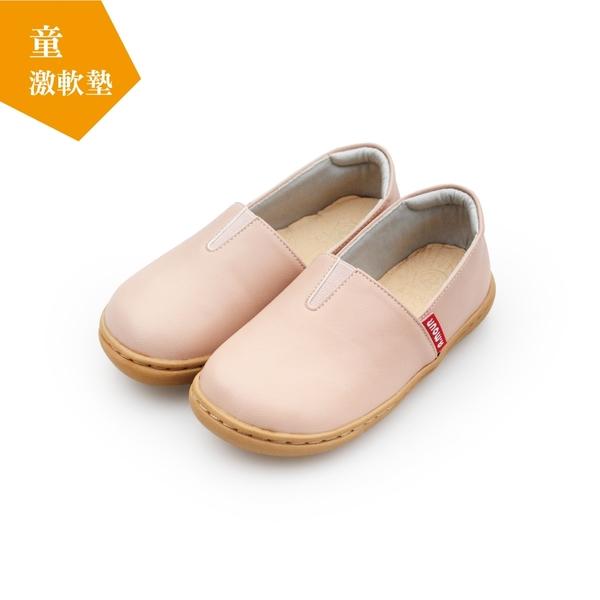 【A.MOUR 經典手工鞋】兒童休閒鞋 - 甜心粉 / 休閒鞋 / 平底鞋 / 防潑水 /DH-3506